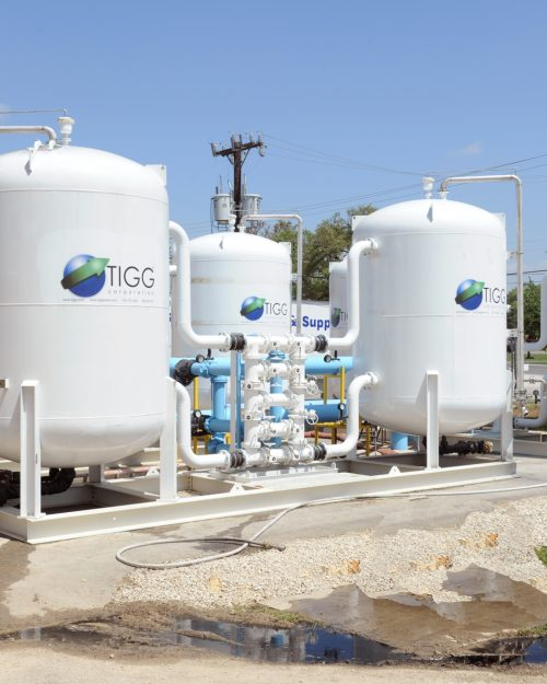 TIGG LLC - Activated Carbon Equipment, Media, and Services