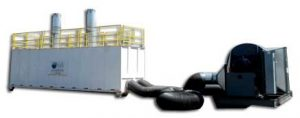 Activated Carbon Integrated Vapor Phase Systems