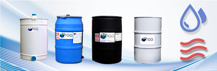 Activated Carbon Drums & Filter Units - TIGG